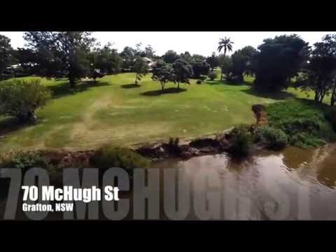 Riverfront Home For Sale - 70 McHugh Street, Grafton