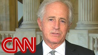 Sen. Bob Corker questions Trump 2020 bid - CNN