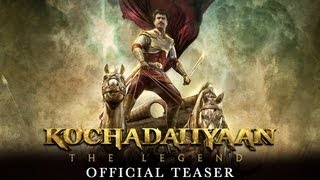 Kochadaiiyaan – The Legend – Theatrical Trailer (Tamil)