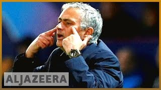 🇬🇧Manchester United sack manager Jose Mourinho l Al Jazeera English - ALJAZEERAENGLISH