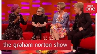 Nadiya Hussain on baking for the Queen - The Graham Norton Show 2016: Episode 10 – BBC One - BBC