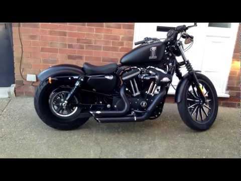2012 Harley Davidson Iron 883 Sportster
