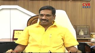 TUDA Chairman G.Narasimha Yadav compares Ys Jagan with K. A. Paul | CVR News - CVRNEWSOFFICIAL