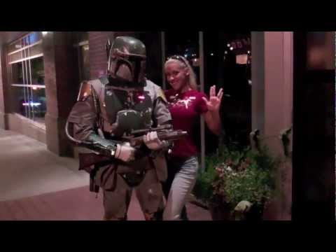 Boba Fett Boom Selecta Party
