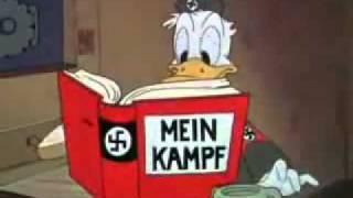 La propaganda de Disney y otros estudios durante la Segunda