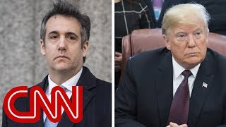 Trump: Cohen prosecutors are trying to 'embarrass me' - CNN