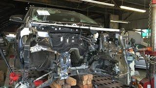 Восстановление Печального Авто-серия 3