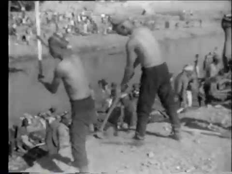 Fergana Canal Construction (1939)