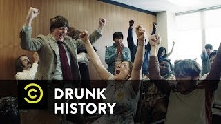 Drunk History - Judy Heumann Fights for People with Disabilities - COMEDYCENTRAL