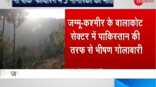 J&K: Five killed, 12 Injured as Pakistan violates ceasefire in Balakot sector - ZEENEWS