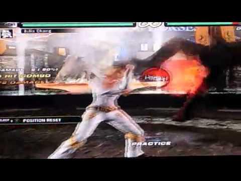 Tekken 6 br Julia Combo
