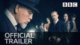John Malkovich is Poirot in tense new Agatha Christie adaptation | Trailer - BBC - BBC