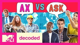 "Why Do People Say ""AX"" Instead of ""ASK""? 