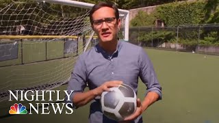 Referee On Mission To Expose Disruptive Parents At Kids Sports Games | NBC Nightly News - NBCNEWS