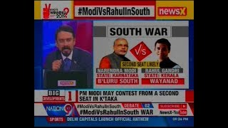 South India 2019 Polls War: Narendra Modi To Contest From Bengaluru, Rahul Gandhi From Kerala - NEWSXLIVE