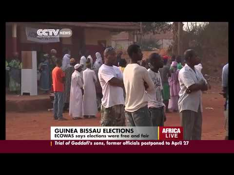 ECOWAS : Guinea Bissau Elections Were Free and Fair