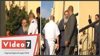 """بالفيديو.. انفراد..شاهد أول ظهور لـ""""حازم أبو إسماعيل"""" خارج أسوار السجن"""