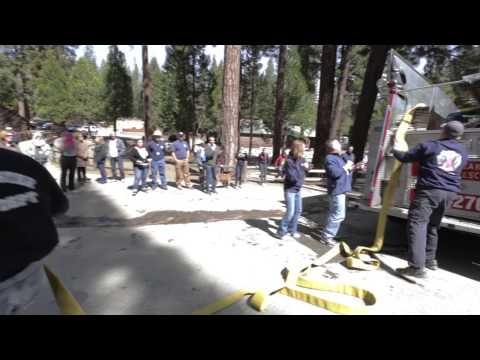 Hume 2015 - Firefighters Retreat, April 10-12