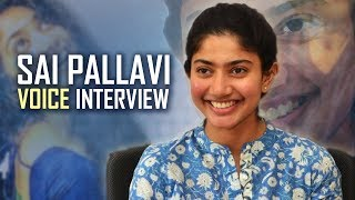 Actress Sai Pallavi Superb Answers To Media Questions | Voice Interview | TFPC - TFPC