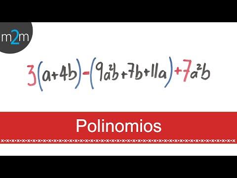 Suma / resta de polinomios - HD