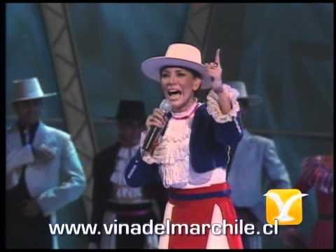 Myriam Hernandez, La Violeta y la Parra