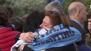 Argentine Submarine Found One Year After Disappearing With 44 Aboard | NBC Nightly News - NBCNEWS