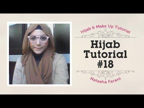 #18   Hijab Tutorial natasha farani