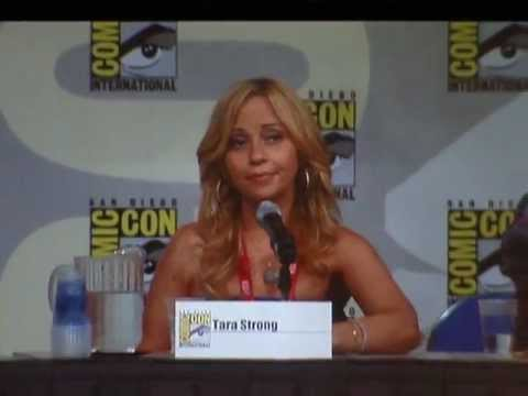SDCC 2011: Voice Actress - Tara Strong
