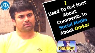 I Used To Get Hurt About Comments In Social Media About Omkar - Ashwin Babu - IDREAMMOVIES