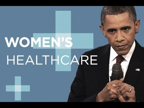 2012 Election Romney Women&#8217;s Healthcare