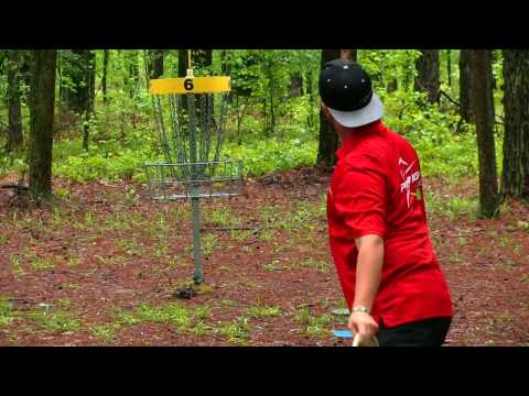 2013 Disc Golf Hall of Fame Classic: MPO Final 18 (Feldberg, Gurthie, Locastro, Wysocki)
