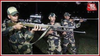 BSF की Sniper Training: एक गोली, एक आतंकवादी; BSF की Sniper Factory में AajTak Exclusive - AAJTAKTV