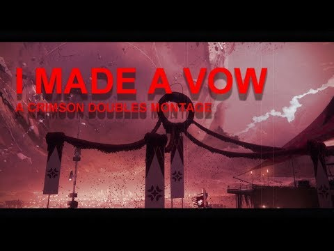 'I Made a Vow'  -  A Crimson Doubles Montage #MOTW