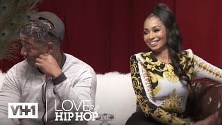 Yung Joc on His Hair Critics & Karlie Redd's Relationships | Love & Hip Hop: Atlanta - VH1