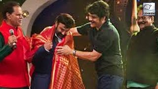 Nagarjuna Denies Any Feud With Balakrishna - LEHRENTELUGU