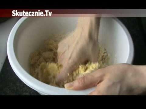 Mazurek kokosowy z czekoladą i orzechami :: Skutecznie.Tv