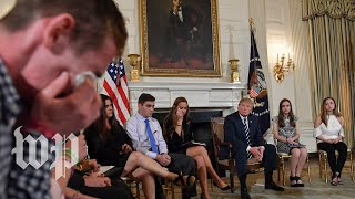 Trump: 'We're going to find a solution' to school shootings - WASHINGTONPOST