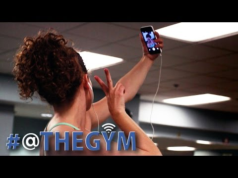 #@THEGYM: A Gym For Millennials
