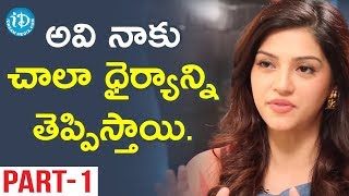 Jawaan Actress Mehreen Exclusive Interview Part #1 || Talking Movies With iDream #569 - IDREAMMOVIES