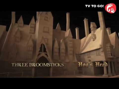 Аттракцион: Волшебный мир Гарри Поттера…