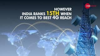 4G speed slowest in India, not even half of Pakistan - ZEENEWS