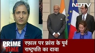 Prime Time Intro With Ravish Kumar, Sep 21, 2018 - NDTVINDIA