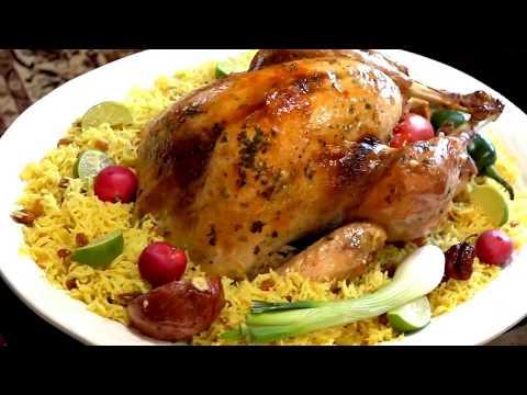 ديك رومي (تركي / الحبش ) مشوي باسهل واسرع  طريقة Quick & Easy Roast Turkey