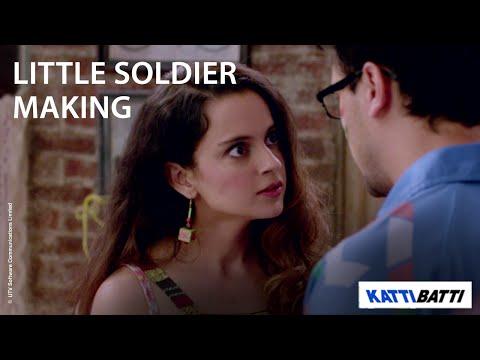 Katti Batti  - Little Soldier Making