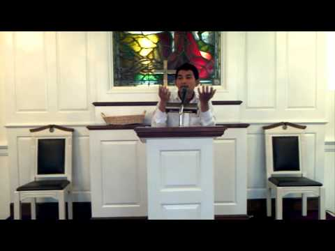Pastor Santosh Baraily - 6 Apr 2014 - Nepali Church of Roanoke