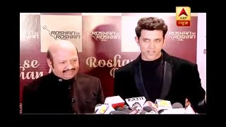 I have contributed in one of the songs of film Yarana: Hrithik Roshan - ABPNEWSTV