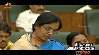 TDP Leader Sunitha About TDP Schemes | Mango News - MANGONEWS