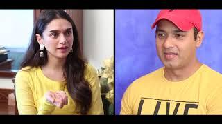 Khilji 's Mehrunisa AKA Aditi Rao Hydari | Padmaavat | Full Interview - HUNGAMA