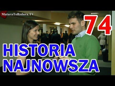 HISTORIA NAJNOWSZA - odc. #74 MaturaToBzdura.TV