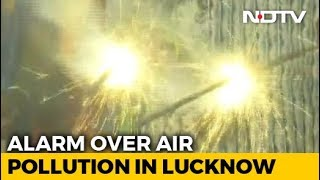 Lucknow Most Polluted On Diwali, Recorded 300% Rise In Air Pollution - NDTV